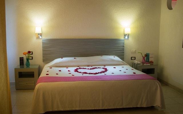 Hotel Mia City Villahermosa, amenidades especiales para lunamieleros