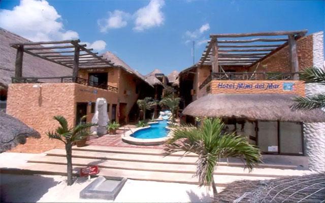 Hotel Mimi del Mar en Playa del Carmen