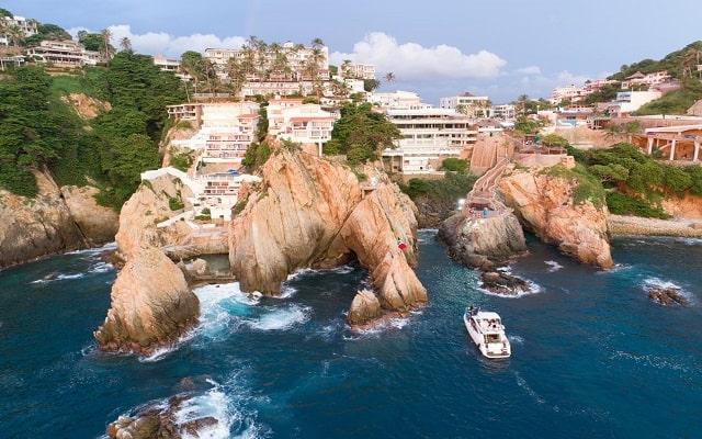 Hotel Mirador Acapulco en Zona Tradicional