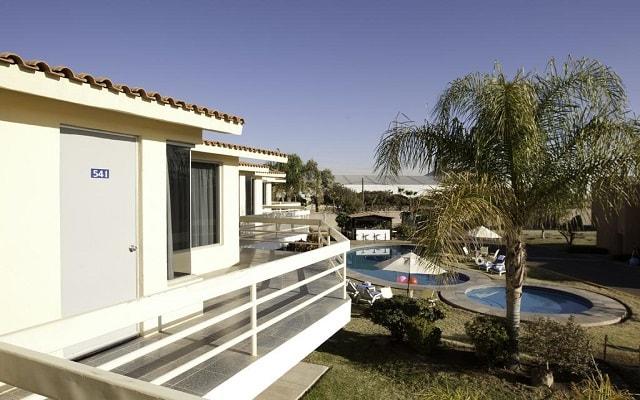 Hotel Mision Express Aguascalientes Zona Norte