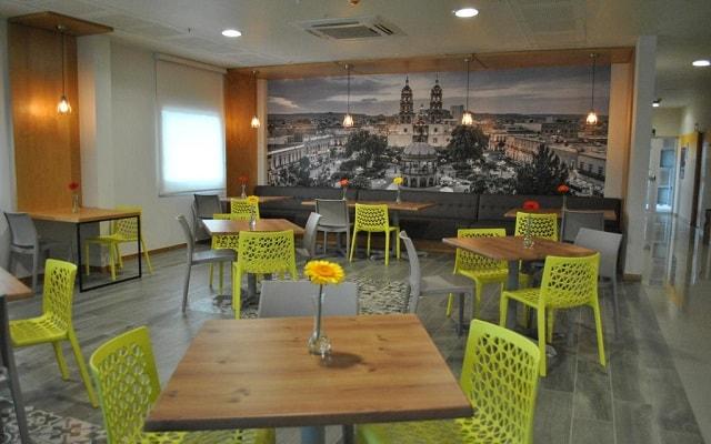 Hotel Misión Express Durango, sitio ideal para tus alimentos
