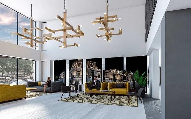 Hotel Misión Express Durango, instalaciones de gran confort