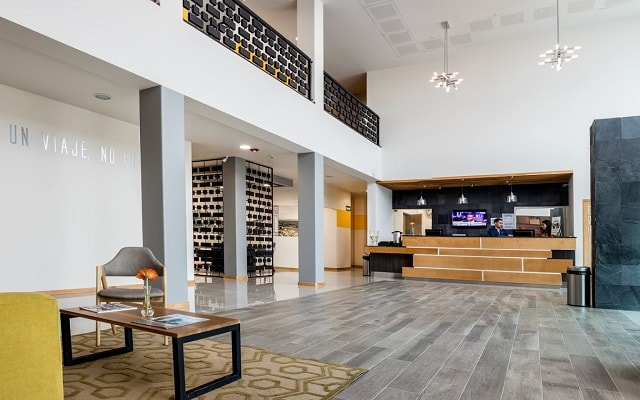 Hotel Misión Express Durango, atención personalizada desde el inicio de tu estancia