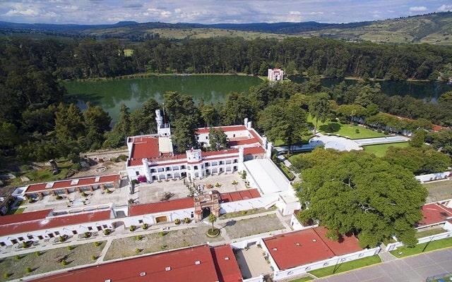 Hotel Misión Grand Ex-Hacienda de Chautla en San Lucas El Grande