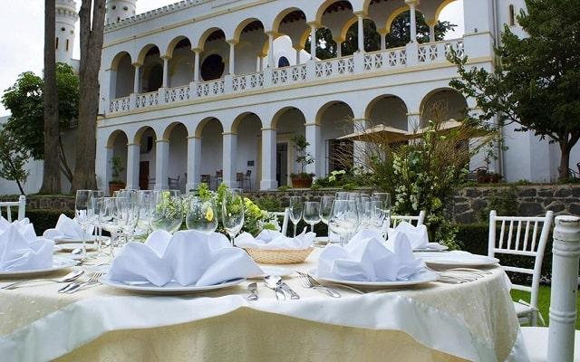 Hotel Misión Grand Ex-Hacienda de Chautla, servicio de calidad