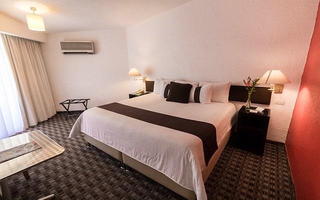 Hotel Misión Oaxaca, aprovecha al máximo tu descanso