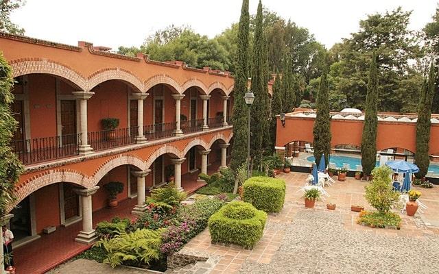 Hotel Misión Tlaxcala en Tlaxcala Ciudad