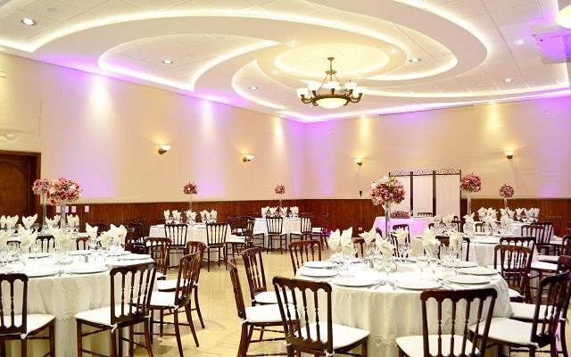 Hotel Misión Arcángel Puebla, salón de eventos