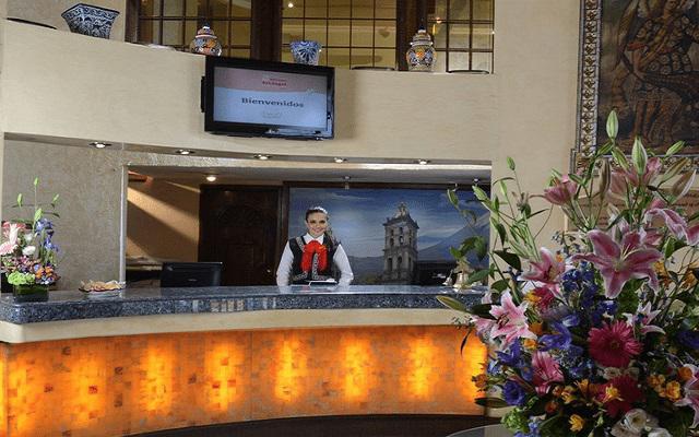 Hotel Misión Arcángel Puebla, atención personalizada desde el inicio de tu estancia