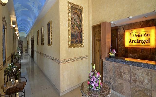 Hotel Misión Arcángel Puebla, instalaciones limpias y acogedoras