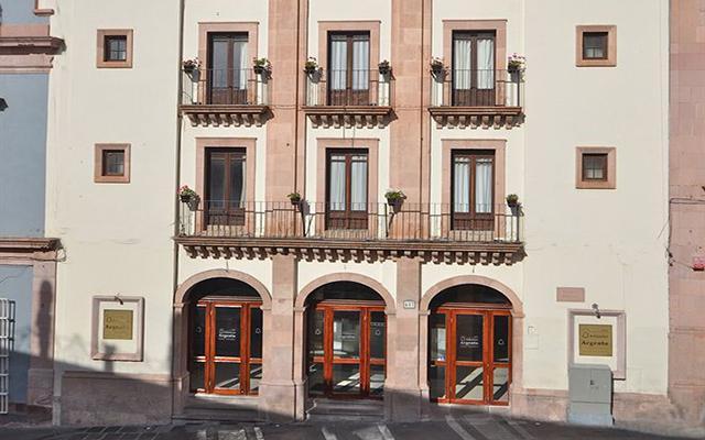Hotel Misión Argento Zacatecas en Zacatecas Ciudad