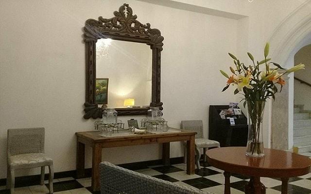 Hotel Misión Campeche América Centro Histórico, ambientes acogedores