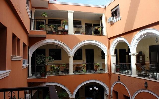 Hotel Misión Campeche América Centro Histórico, propiedad estilo colonial