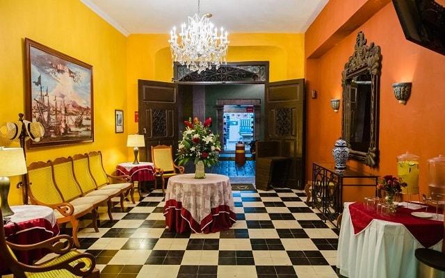 Hotel Misión Campeche América Centro Histórico, lujo y diseño