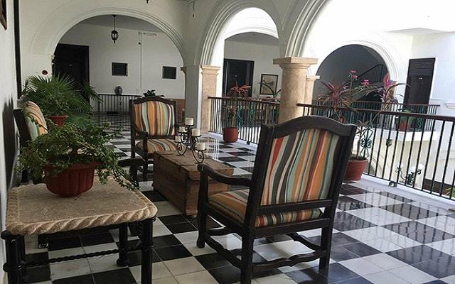 Hotel Misión Campeche América Centro Histórico, sitios acogedores