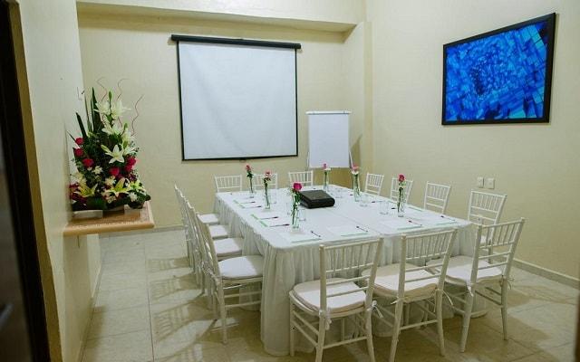 Hotel Misión Campeche América Centro Histórico, sala de juntas