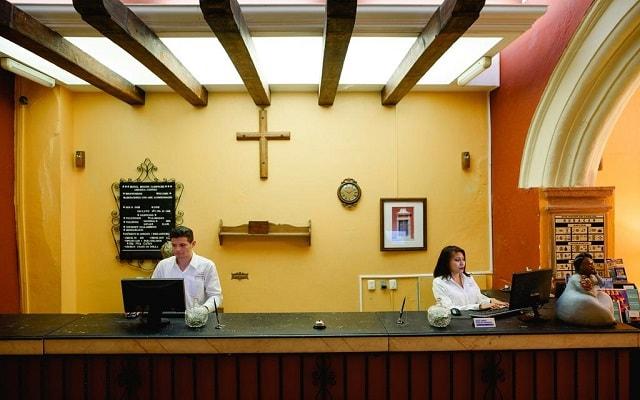 Hotel Misión Campeche América Centro Histórico, atención personalizada desde el inicio de tu estancia