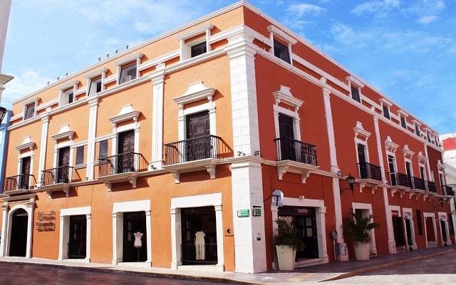 Hotel Misión Campeche América Centro Histórico, buena ubicación