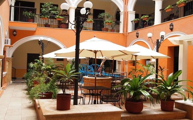 Hotel Misión Campeche América Centro Histórico