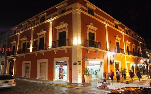 Misión Campeche