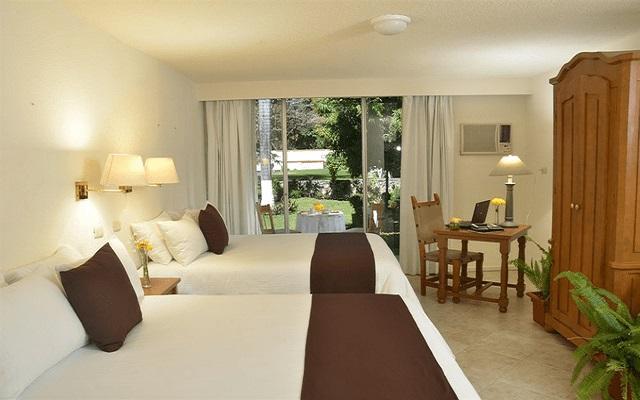 Hotel Misión Ciudad Valles, habitaciones bien equipadas
