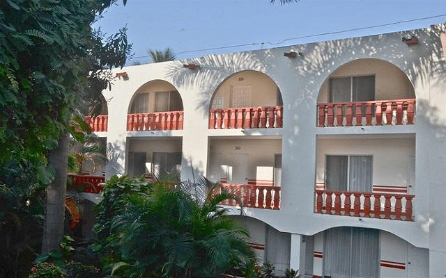 Hotel Misión Ciudad Valles, instalaciones estilo colonial