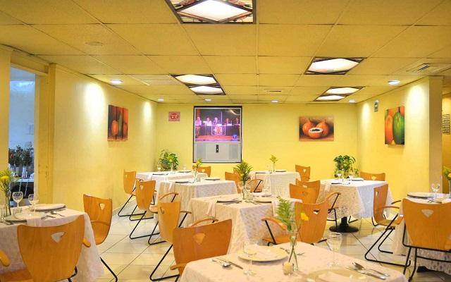 Hotel Misión Ciudad Valles, Restaurante La Ceiba