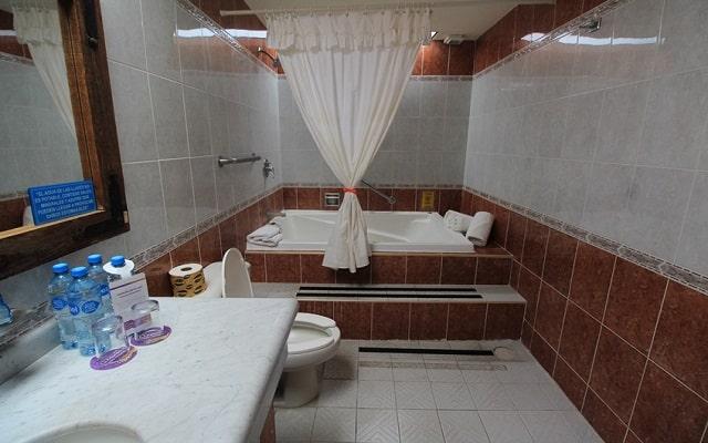 Hotel Misión Comanjilla, habitaciones con todas las amenidades