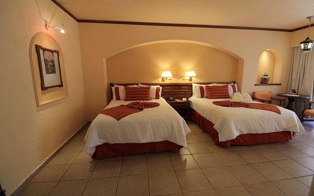 Hotel Misión Comanjilla, ambientes agradables