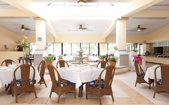 Hotel Misión Comanjilla, Restaurante El Pueblito