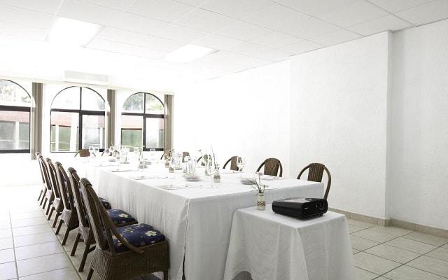 Hotel Misión Comanjilla, sala de juntas