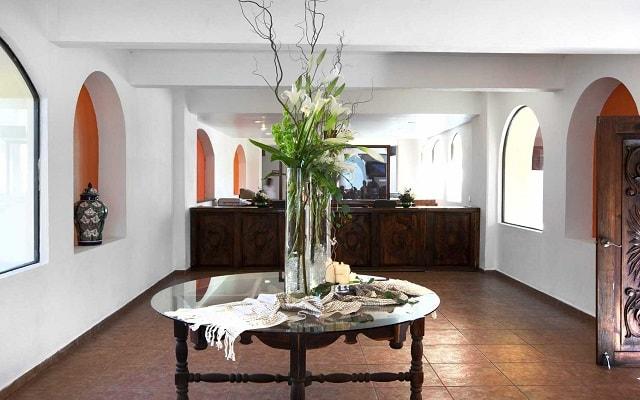 Hotel Misión Comanjilla, atención personalizada desde el inicio de tu estancia
