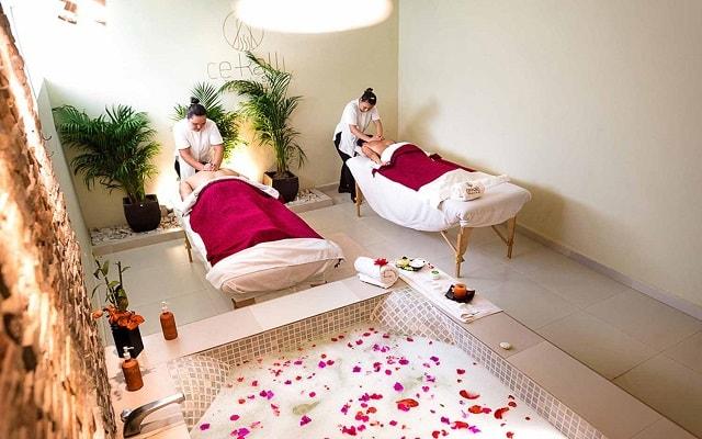 Hotel Misión Comanjilla, permite que te consientan en el spa
