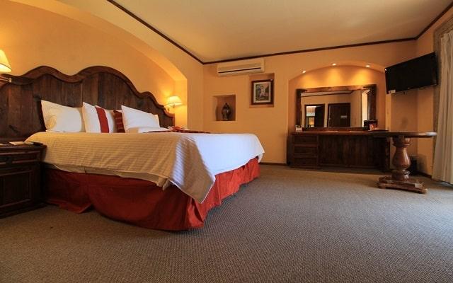 Hotel Misión Comanjilla, confort en cada sitio