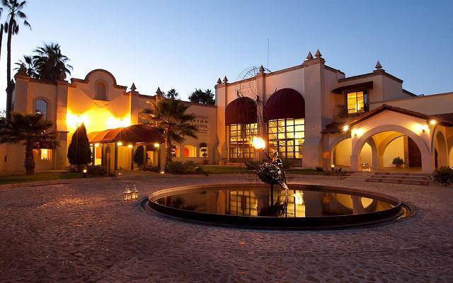 Hotel Misión Comanjilla, estilo colonial