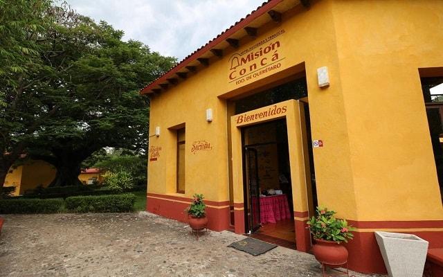 Hotel Misión Concá Querétaro en Querétaro Ciudad