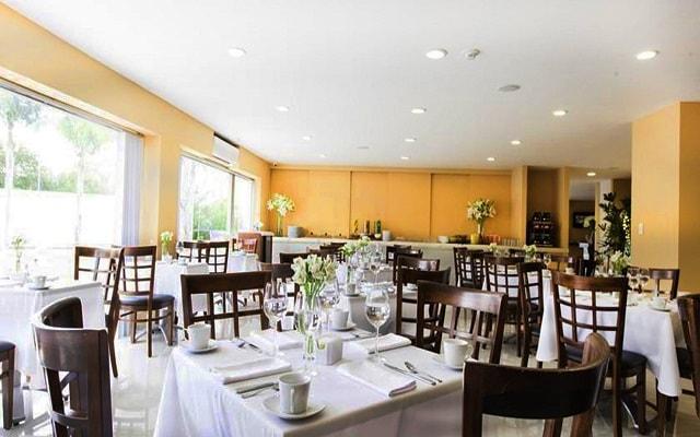 Hotel Misión Express Mérida Altabrisa, escenario ideal para tus alimentos