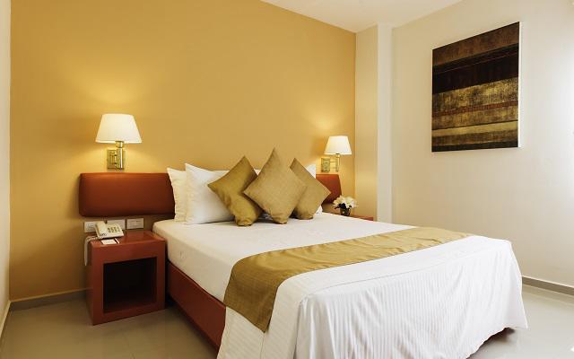 Hotel Misión Express Mérida Altabrisa, espacios diseñados para tu descanso