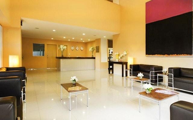 Hotel Misión Mérida Express Altabrisa, atención personalizada desde el inicio de tu estancia