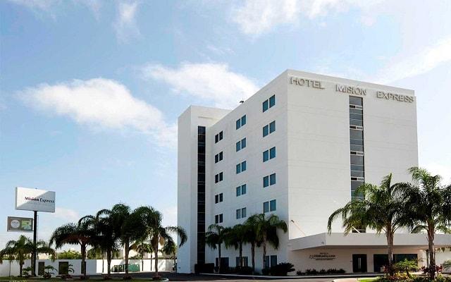 Hotel Misión Mérida Express Altabrisa, ofrece servicio de transportación
