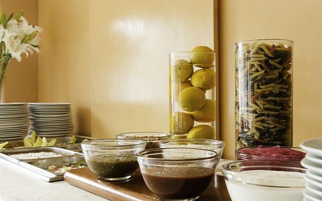 Hotel Misión Mérida Express Altabrisa, rico y variado menú para tu desayuno