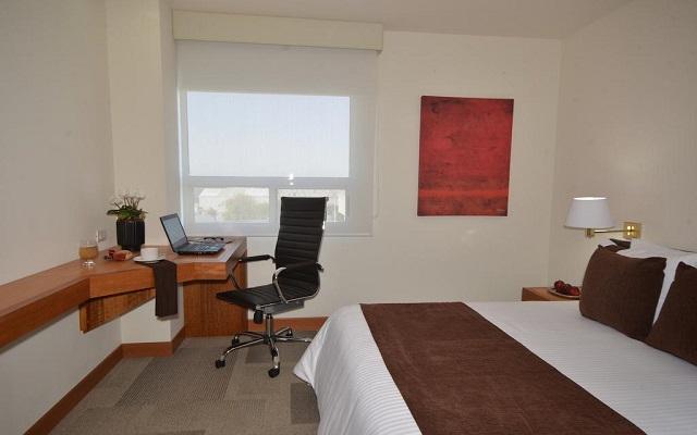 Hotel Misión Express Monterrey Aeropuerto La Fe, espacios diseñados para tu confort