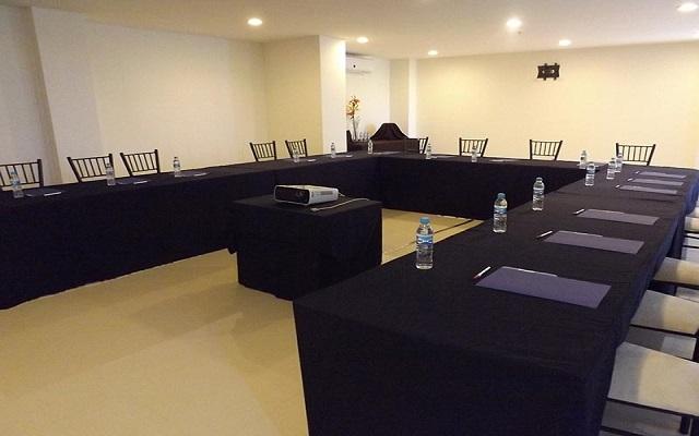 Hotel Misión Express Monterrey Aeropuerto La Fe, espacios acondicionados como lo requieras