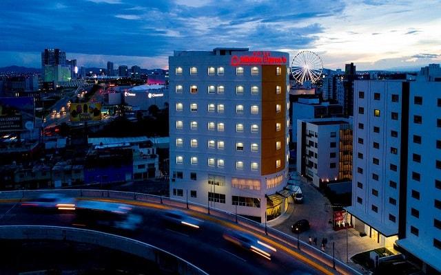 Hotel Misión Express Plus Puebla Angelópolis