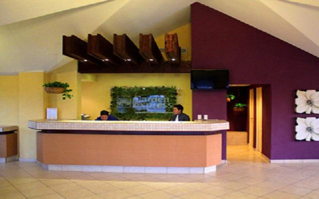 Hotel Misión Express Saltillo, atención personalizada desde el inicio de tu estancia