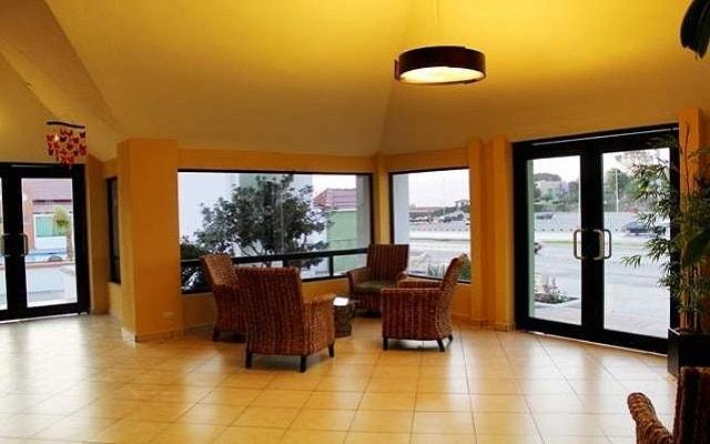 Hotel Misión Express Saltillo, cómodas instalaciones