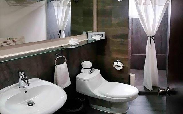Hotel Misión Express Tampico, amenidades de calidad