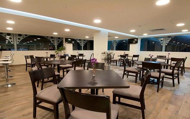 Hotel Misión Express Tampico, sitio ideal para disfrutar tus alimentos