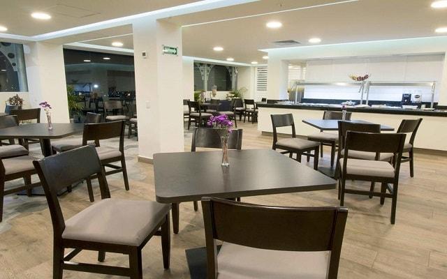 Hotel Misión Express Tampico, atención y servicio de calidad