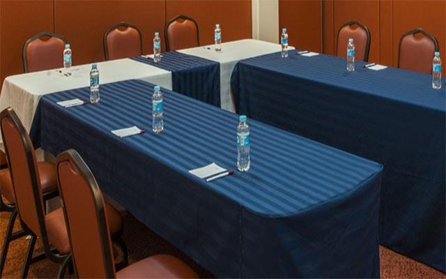 Hotel Misión Express Tampico, sala de juntas